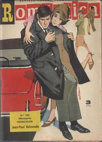 Cover Thumbnail for Romantica (Ibero Mundial de ediciones, 1961 series) #129