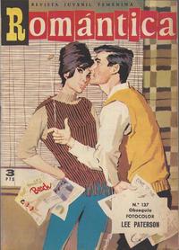 Cover Thumbnail for Romantica (Ibero Mundial de ediciones, 1961 series) #137