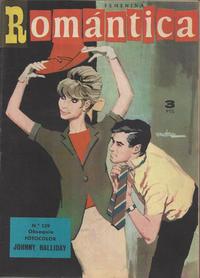 Cover Thumbnail for Romantica (Ibero Mundial de ediciones, 1961 series) #139