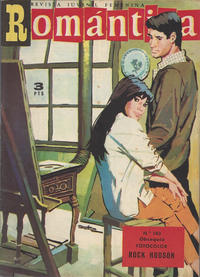 Cover Thumbnail for Romantica (Ibero Mundial de ediciones, 1961 series) #143