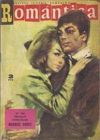Cover Thumbnail for Romantica (Ibero Mundial de ediciones, 1961 series) #146
