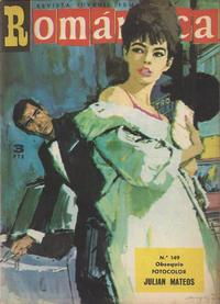 Cover Thumbnail for Romantica (Ibero Mundial de ediciones, 1961 series) #149