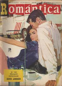 Cover Thumbnail for Romantica (Ibero Mundial de ediciones, 1961 series) #155