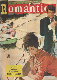 Cover Thumbnail for Romantica (Ibero Mundial de ediciones, 1961 series) #157