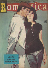 Cover Thumbnail for Romantica (Ibero Mundial de ediciones, 1961 series) #158