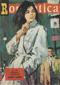 Cover Thumbnail for Romantica (Ibero Mundial de ediciones, 1961 series) #159