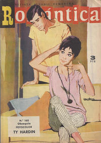 Cover Thumbnail for Romantica (Ibero Mundial de ediciones, 1961 series) #160