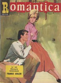 Cover Thumbnail for Romantica (Ibero Mundial de ediciones, 1961 series) #169