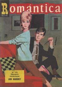 Cover Thumbnail for Romantica (Ibero Mundial de ediciones, 1961 series) #170