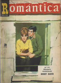 Cover Thumbnail for Romantica (Ibero Mundial de ediciones, 1961 series) #171