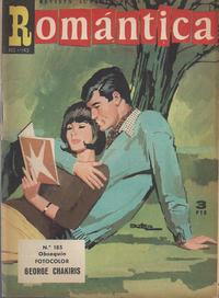 Cover Thumbnail for Romantica (Ibero Mundial de ediciones, 1961 series) #185