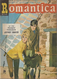 Cover Thumbnail for Romantica (Ibero Mundial de ediciones, 1961 series) #178