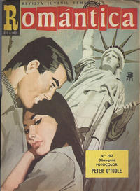 Cover Thumbnail for Romantica (Ibero Mundial de ediciones, 1961 series) #192
