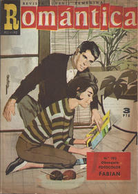 Cover Thumbnail for Romantica (Ibero Mundial de ediciones, 1961 series) #193