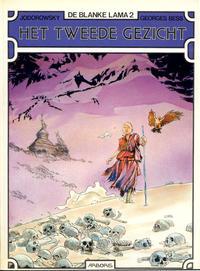 Cover for De blanke lama (Arboris, 1989 series) #2 - Het tweede gezicht