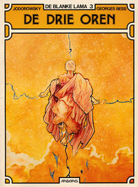Cover Thumbnail for De blanke lama (Arboris, 1989 series) #3 - De drie oren