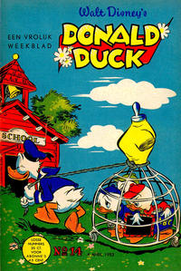 Cover Thumbnail for Donald Duck (Geïllustreerde Pers, 1952 series) #14/1953