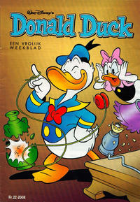Cover Thumbnail for Donald Duck (Sanoma Uitgevers, 2002 series) #22/2008