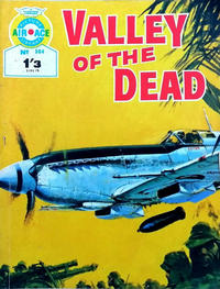 Cover Thumbnail for Air Ace Picture Library (IPC, 1960 series) #504