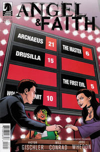 Cover Thumbnail for Angel & Faith Season 10 (Dark Horse, 2014 series) #21 [Cover B Norton]