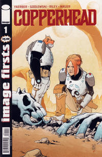 Cover Thumbnail for Image Firsts: Copperhead (Image, 2015 series) #1