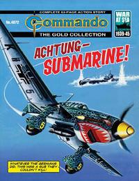 Cover Thumbnail for Commando (D.C. Thomson, 1961 series) #4872