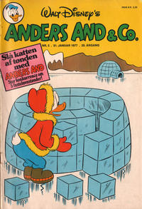 Cover Thumbnail for Anders And & Co. (Egmont, 1949 series) #5/1977