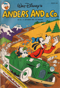Cover Thumbnail for Anders And & Co. (Egmont, 1949 series) #42/1983