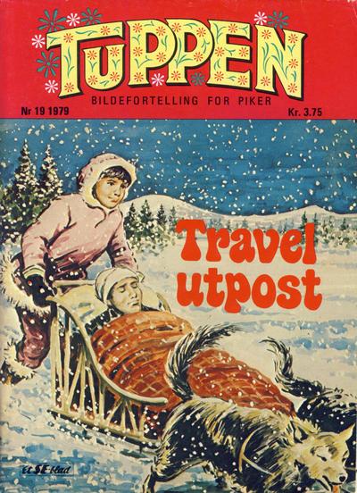 Cover for Tuppen (Serieforlaget / Se-Bladene / Stabenfeldt, 1969 series) #19/1979