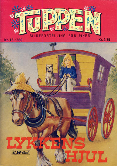 Cover for Tuppen (Serieforlaget / Se-Bladene / Stabenfeldt, 1969 series) #15/1980