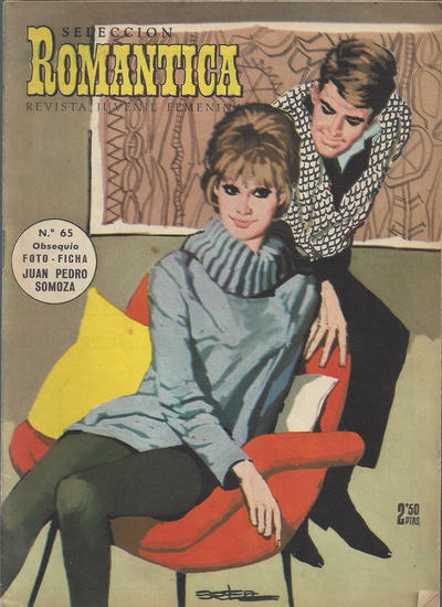 Cover for Romantica (Ibero Mundial de ediciones, 1961 series) #65