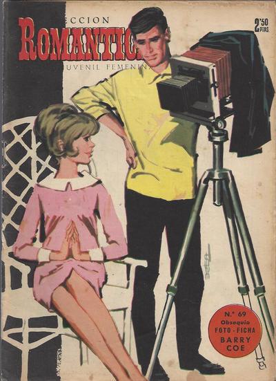 Cover for Romantica (Ibero Mundial de ediciones, 1961 series) #69