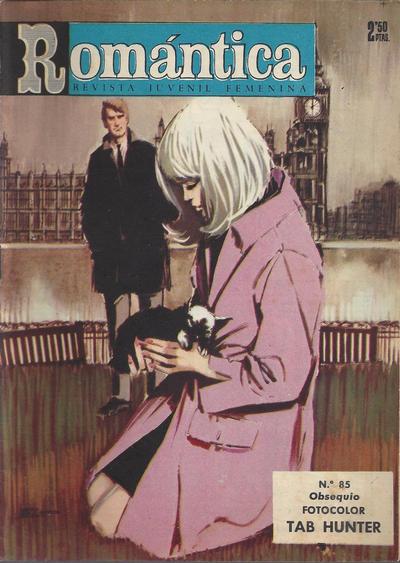 Cover for Romantica (Ibero Mundial de ediciones, 1961 series) #85