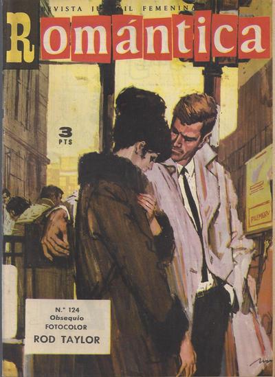 Cover for Romantica (Ibero Mundial de ediciones, 1961 series) #124