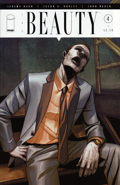 Cover for The Beauty (Image, 2015 series) #4 [Cover B]