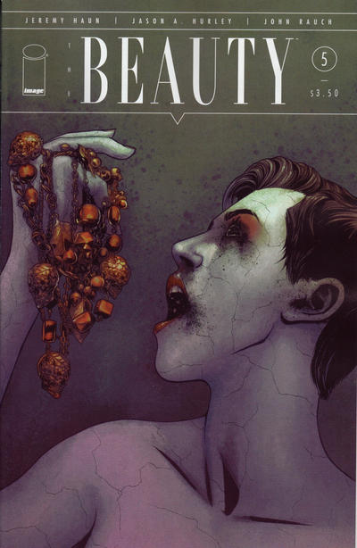 Cover for The Beauty (Image, 2015 series) #5 [Cover B]