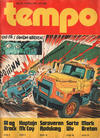 Cover for Tempo (Egmont, 1976 series) #14/1976