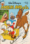 Cover for Anders And & Co. (Egmont, 1949 series) #8/1987