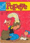 Cover for Cap'tain Présente Popeye (Société Française de Presse Illustrée (SFPI), 1964 series) #128