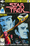 Cover for Star Trek (Marvel, 1980 series) #1 [Direct]
