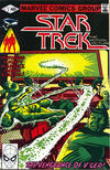 Cover for Star Trek (Marvel, 1980 series) #2 [Direct]