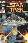 Cover for Star Trek (Marvel, 1980 series) #3 [Newsstand]