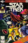 Cover for Star Trek (Marvel, 1980 series) #4 [Direct]