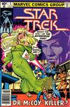 Cover for Star Trek (Marvel, 1980 series) #5 [Newsstand]