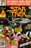 Cover for Star Trek (Marvel, 1980 series) #6 [Newsstand]