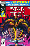 Cover for Star Trek (Marvel, 1980 series) #7 [Direct]
