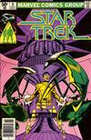 Cover for Star Trek (Marvel, 1980 series) #8 [Newsstand]