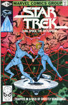 Cover for Star Trek (Marvel, 1980 series) #9 [Direct]