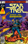 Cover Thumbnail for Star Trek (1980 series) #10 [Newsstand]