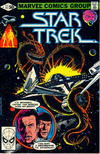 Cover for Star Trek (Marvel, 1980 series) #11 [Direct]